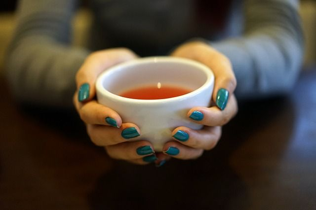 té-caliente
