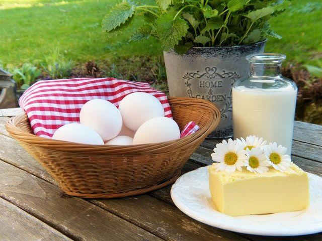 Huevos-leche-y-queso