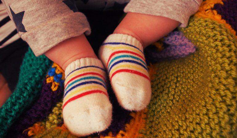 mejores calcetines para bebe