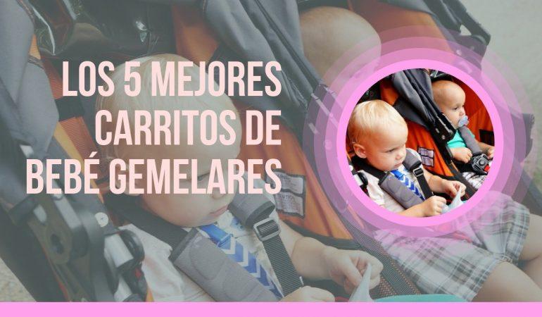 carrito de bebe gemelar