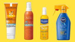 mejor-protector-solar-para-niños