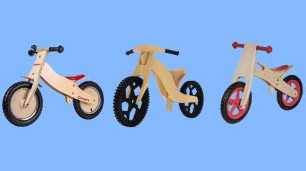 Mejor-bicicleta-de-madera-sin-pedales